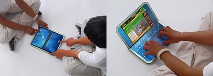 OLPC XO-2 to include multitouch and possibly haptic screen from PixelQi