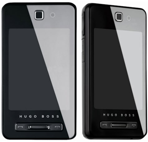 Hugo Boss infiltrates Samsung F480 in Europe
