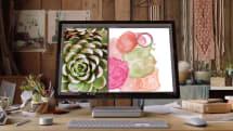 Surface Studio 与 AiO 对手比一比