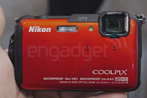 Nikon Coolpix AW110 and S31 Hands-On