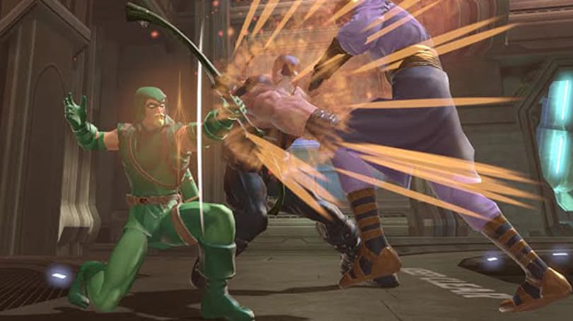 DC Universe adds Green Arrow to Legends PvP