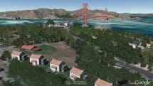Google Earth 6 adds 3D trees and integrated Street View