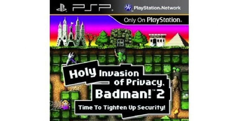 Holy Invasion of Privacy, Badman 2! to include prequel! For free!