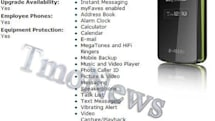 Sony Ericsson TM506 launching on T-Mobile come September 3?