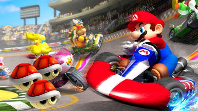 Three new 2DS Mario Kart 7 bundles race toward retail