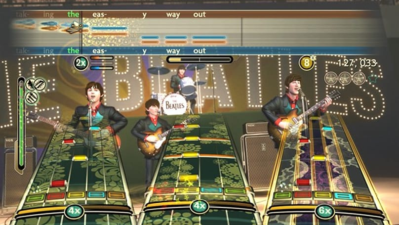 Video: Beatles Rock Band trailer, screenshots, Ludwig drums unveiled at E3
