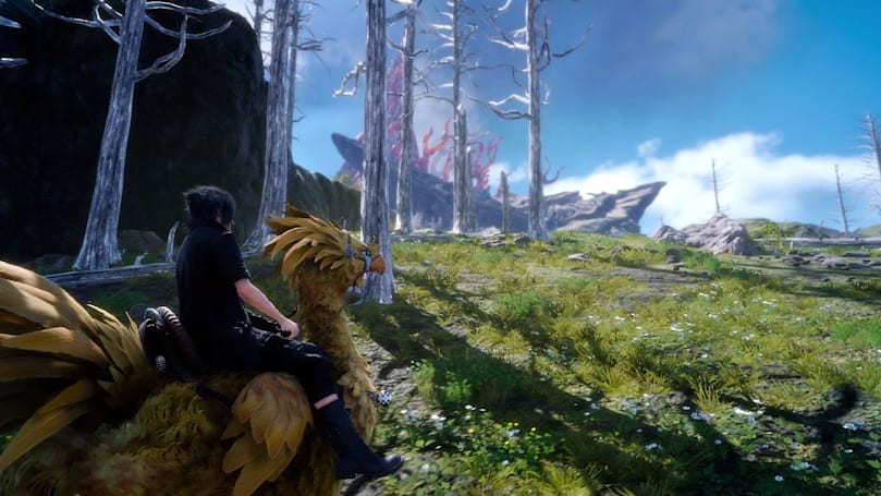 Everything hinges on 'Final Fantasy XV'