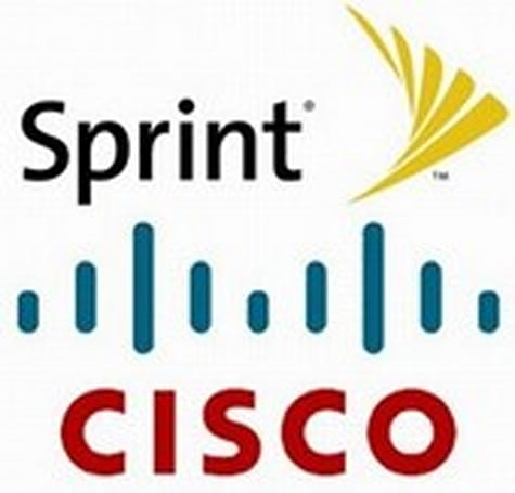 Sprint shows off Cisco ENZO EV-DO router at CTIA