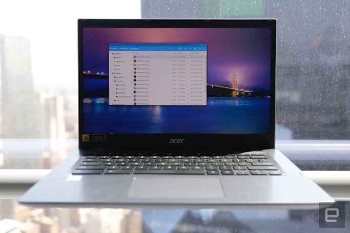 Acer unveils new Chromebook, convertible and ultrathin notebooks