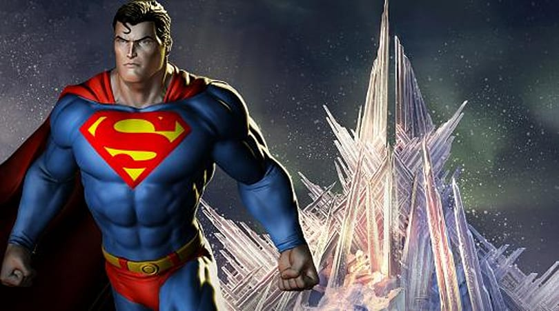 DCUO's latest update takes you to the Fortress of Solitude