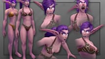 World of Warcraft finally integrates Night Elf ears