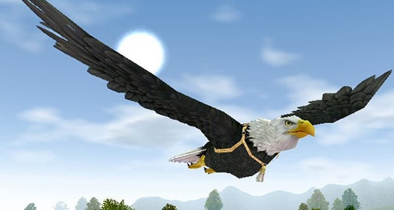 Mabinogi adds first flying mounts with latest patch