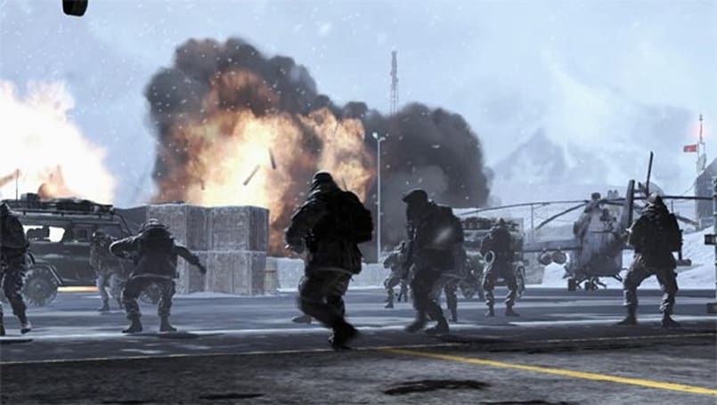 Infinity Ward spells out Modern Warfare 2 voice cast