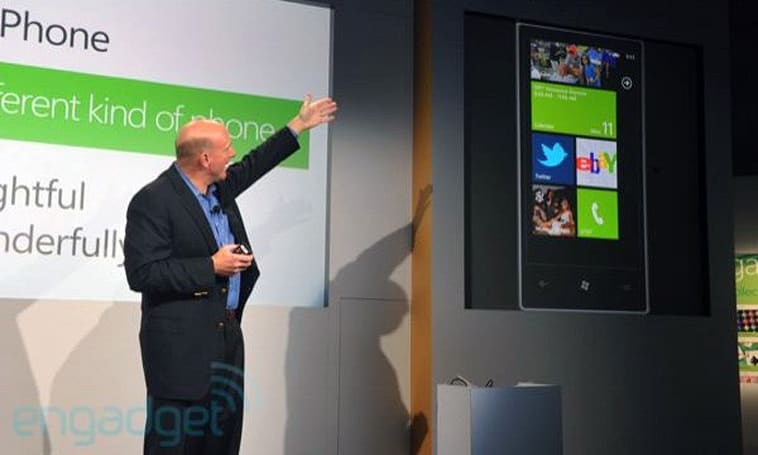 Microsoft announces Windows Phone 7 sync software for Macs due this year