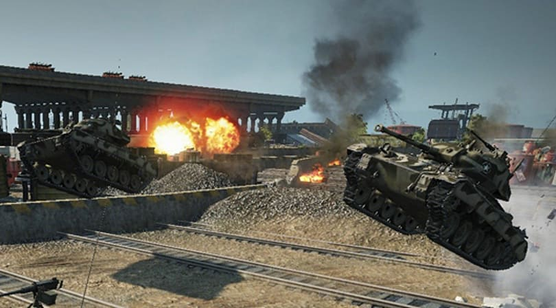 Tank racing coming to World of Tanks on September 29