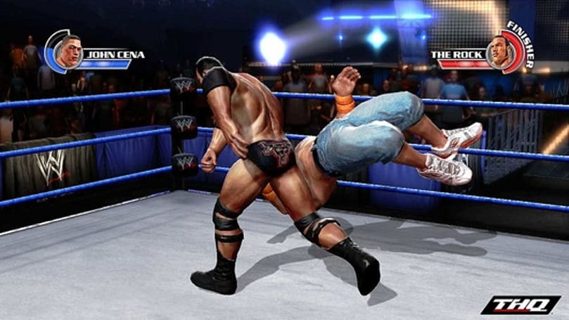 THQ spinning off another WWE series