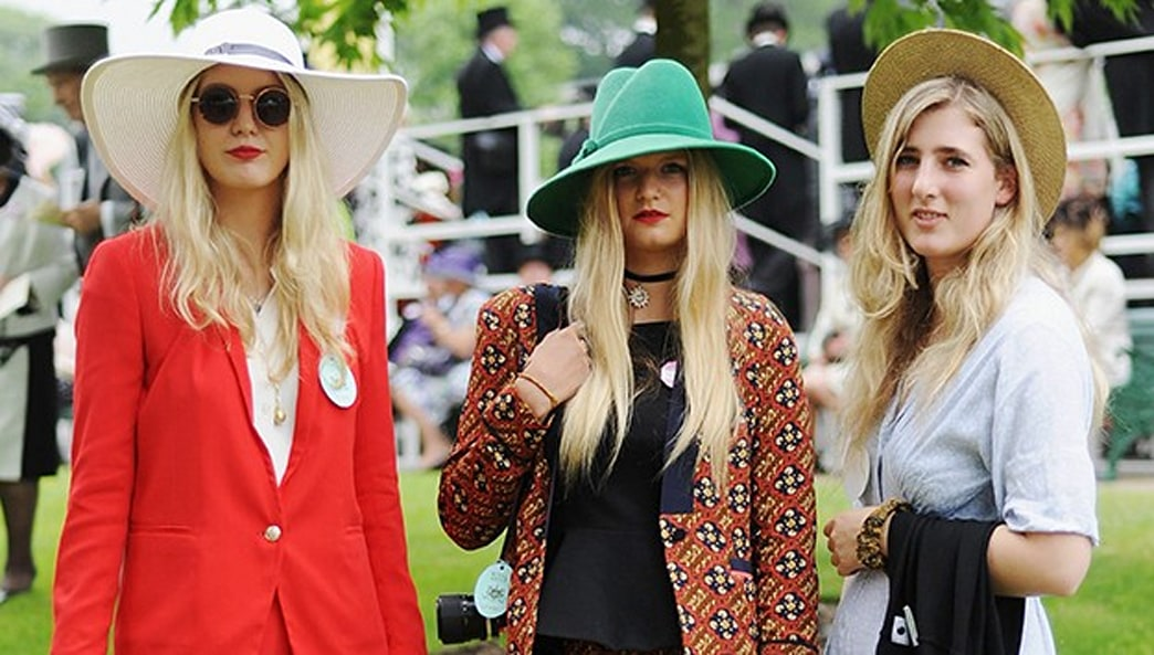 Failing to Meet the Royal Ascot's New Dress Code Will Cost You