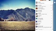 Instagram adds Photo Page to web: new colors, user comments, not much else