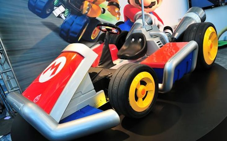 Nintendo and West Coast Customs bring Mario Karts to life