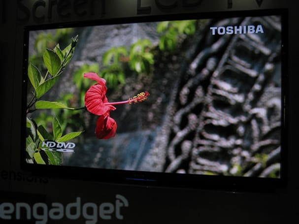 Hands-on with Toshiba's REGZA Super Narrow Bezel (SNB) LCD lineup