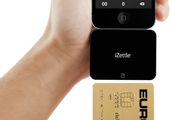 iZettle's chip-reading Square competitor will take your money, no swipes required (video)