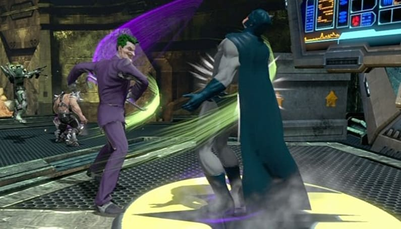 More action-packed DC Universe screens released
