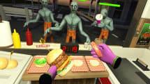 Oculus Touchで遊ぶ調理系ゾンビゲー『Dead Hungry』が予想外の楽しさ。PixelJunkの技巧集団 Q-Gamesが発売
