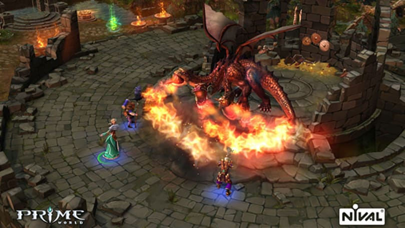 Nival officially releases Prime World MOBA