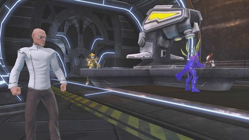 DC Universe Online crafting goes live today with Game Update 8