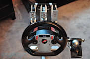 AT&T Labs, Carnegie Mellon research haptic-feedback steering wheel for turn-by-turn directions