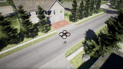 微軟的無人機模擬器讓你在虛擬世界裡撞個夠