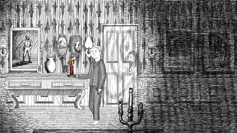 Neverending Nightmares review: Bump in the night