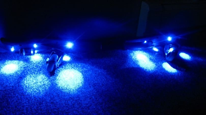 DIY Ripstik underbody LED kit will make you look styley at night, still get heckled by skaters