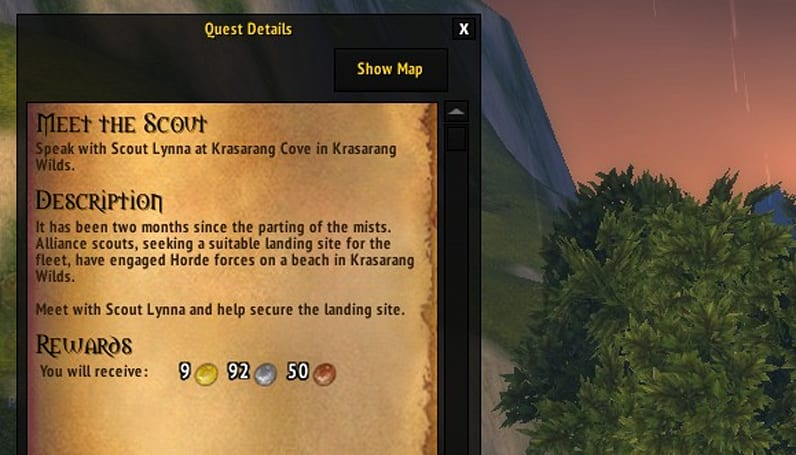 A first taste of patch 5.1's Krasarang quests
