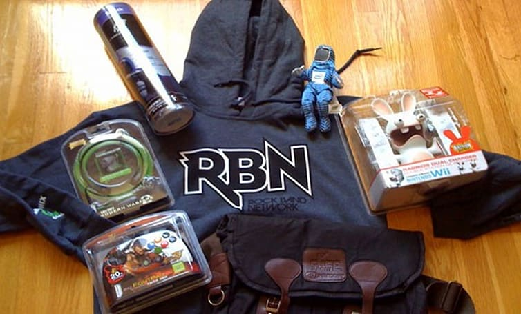 Swag Sunday: The DICE bag o' swag [update]