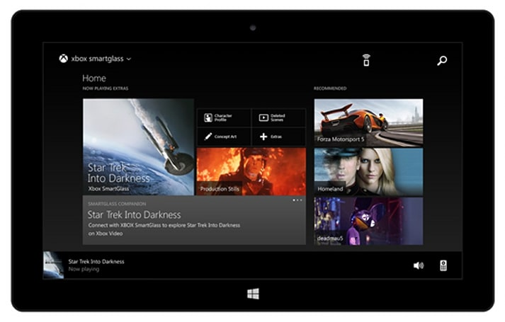 Xbox One SmartGlass helps you with your gaming