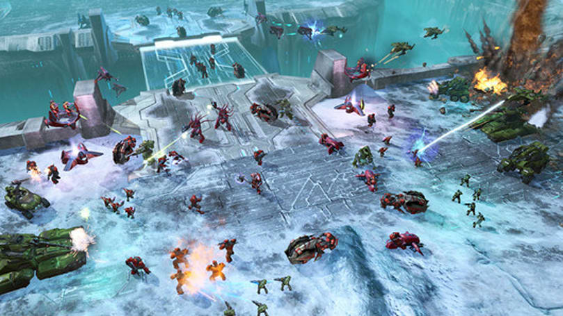 Ensemble founder: Bungie was 'never up' for Halo Wars