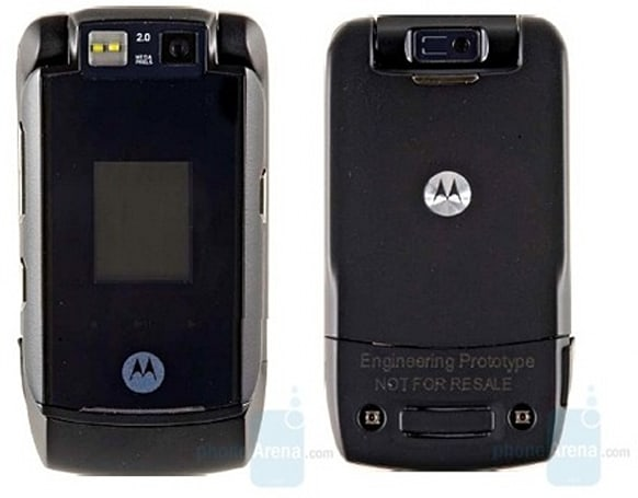 Motorola's MAXX v6 gets quad bands and FCC approval