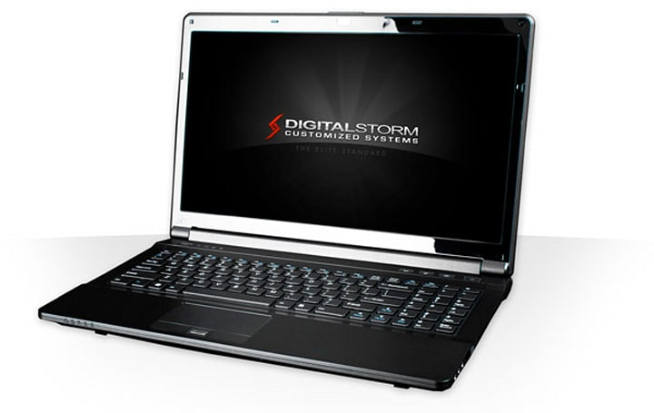 Digital Storm's xm15 gaming laptop rolls with NVIDIA's Optimus