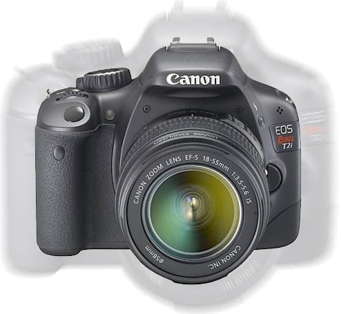 Canon developing smaller DSLRs to compete with mirrorless cameras?