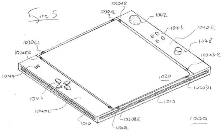 Sony patents 'Eyepad,' a Move-enabled PS3 tablet controller