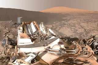 NASA's Curiosity offers another 360-degree peek at Mars