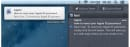 Mac 101: Send a message with a screen grab quickly through OS X Notification Center