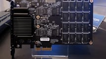 OCZ demos Vector SSD in even speedier PCI Express form for the pros
