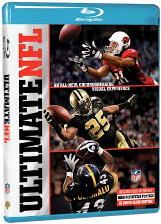 Ultimate NFL Blu-ray review