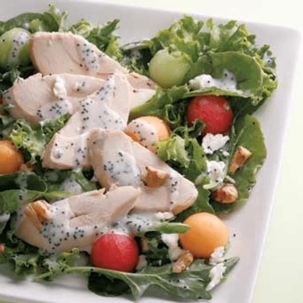 Салаты с вареной грудкой рецепты простые и вкусные