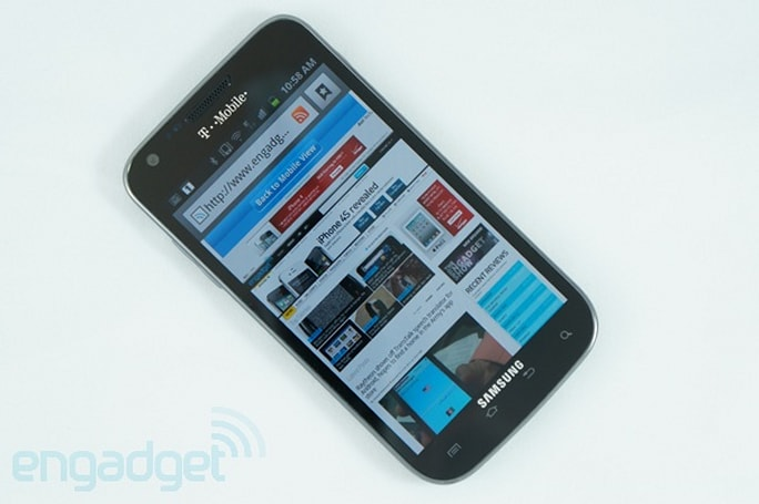 Mild-mannered Samsung Galaxy S II update brings Isis mobile payment support