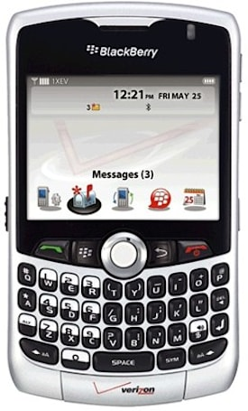 How would you change RIM's BlackBerry Curve 8330?