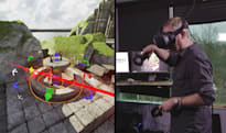 Create VR experiences within VR itself using Unreal Engine