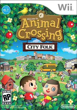Wii Fanboy Review: Animal Crossing: City Folk